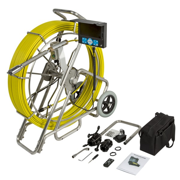 TvbTech 3299F Pipe Inspection Camera