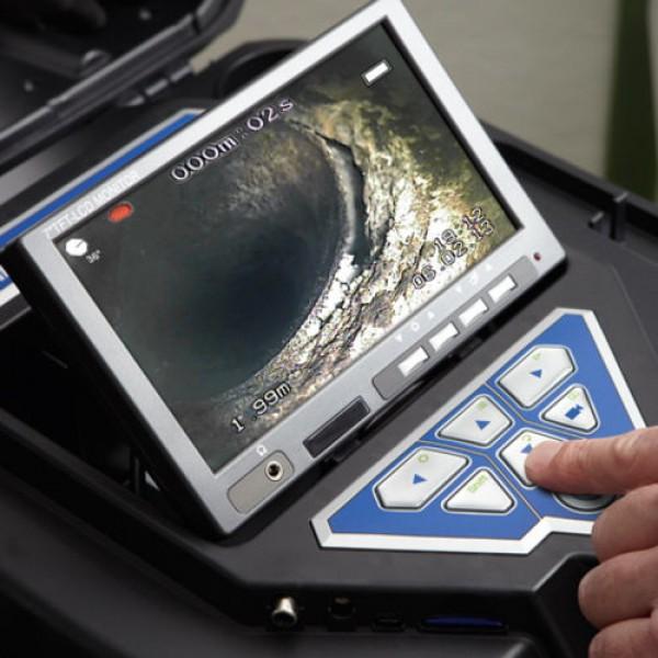 Wöhler VIS350 40mm P/T Push Camera kit