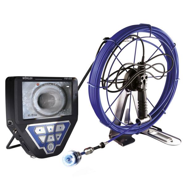 Wöhler VIS 400 Adv Set Push Camera 30Mtr